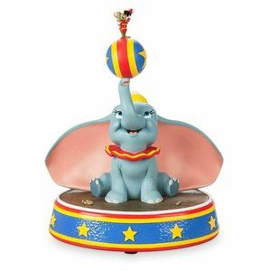 Disney Dumbo Elephant and Timothy Mouse Figure NIB